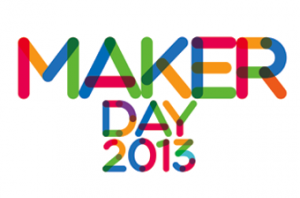 Maker Day 2013 brings international Maker Movement to local students and teachers