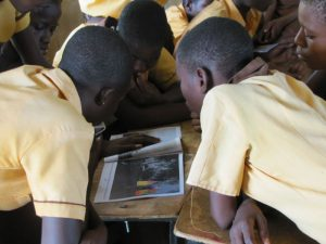 UBC students help commit Ghana folktales to print for the very first time