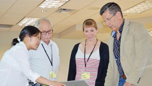 Interdisciplinary research team explores ethical use of digital media in flexible learning study