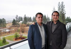 UBC Okanagan becomes home for Father and Son researchers