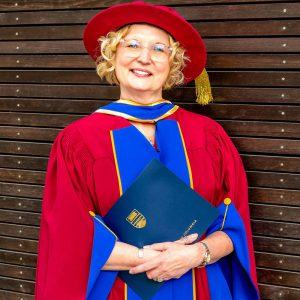 Graduate Student Spotlight: Award Recipient & Recent Graduate Donna Kozak
