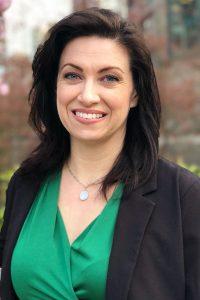 Amber McLeod, Program Coordinator, English Foundation Program