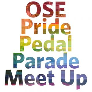 Kelowna Pride Pedal Parade Meet Up