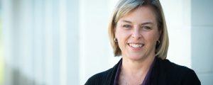 Anne MacLean receives ABCDE's Teacher Education Award