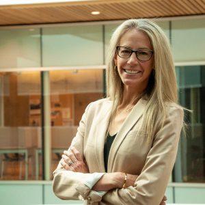Liz Saville, Doctoral Studies Outstanding Conference Presentation & Doctoral-level Graduate Student Awards