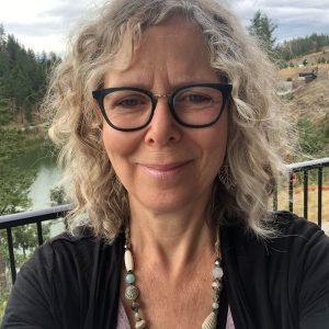 Jody Dlouhy-Nelson, Vicki Green Graduate Award